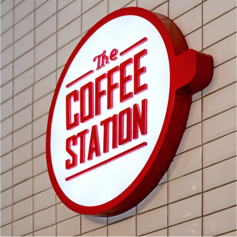 Coffee Station קינג ג'ורג'