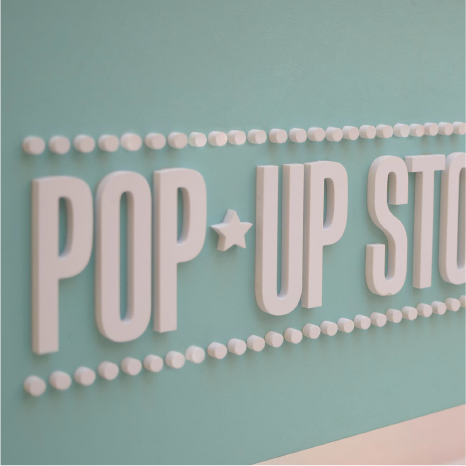 Iconz Pop-Up Store > Total Design