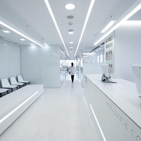Raz Laboratory > Interior Design