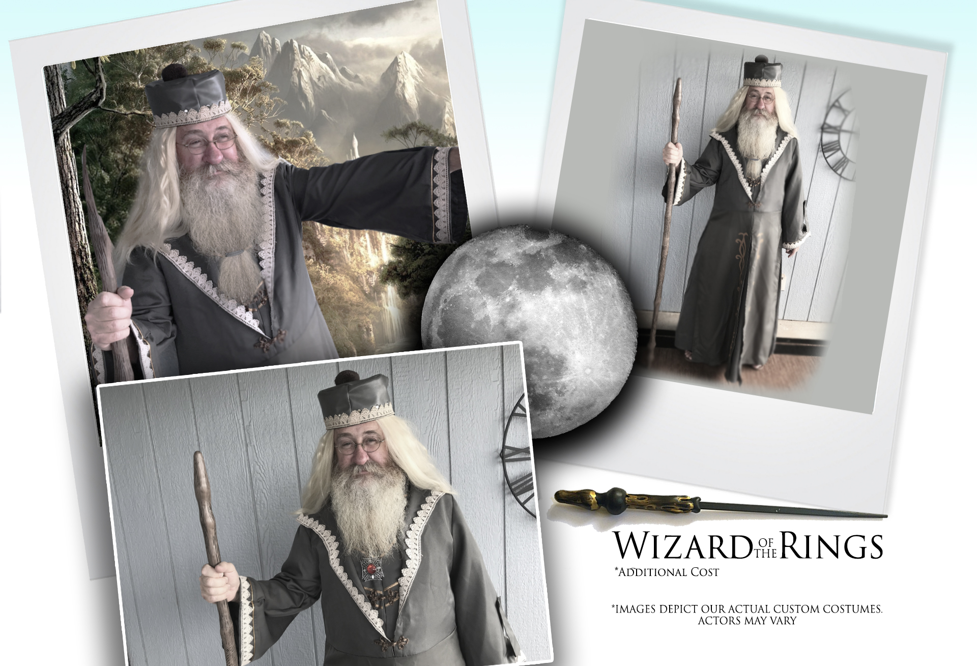 Wizard of the Rings