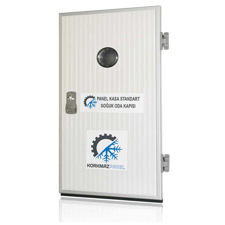 Standart Door Attached To Panel