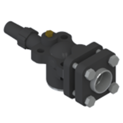 debaf cast iron valve