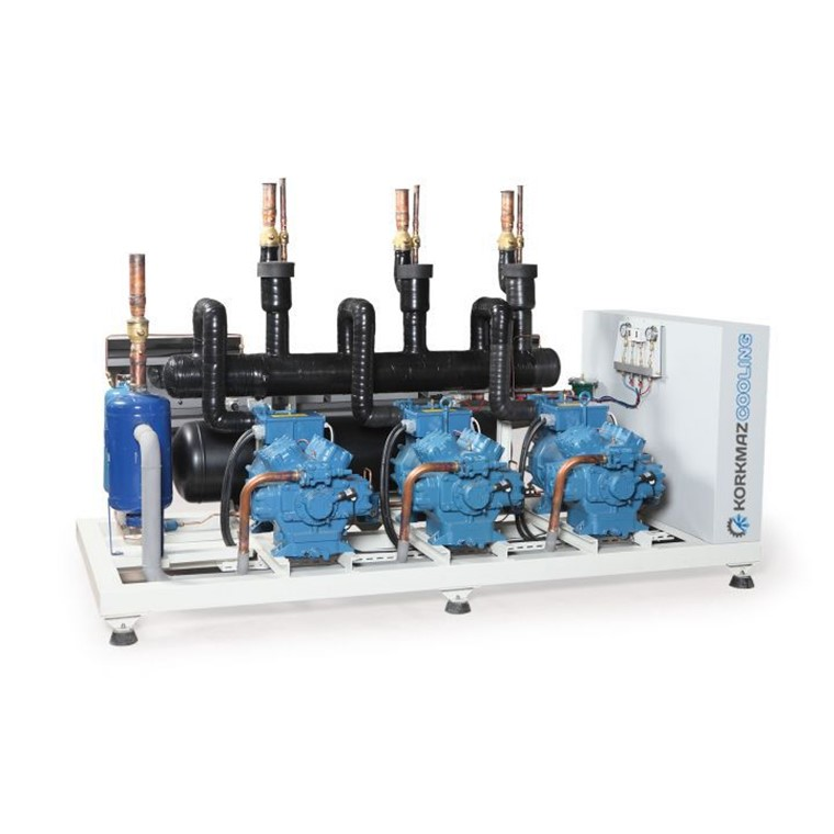 Central System Cooling Group
