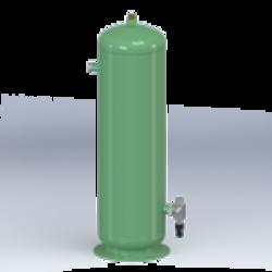 Vertical Liquid Receivers