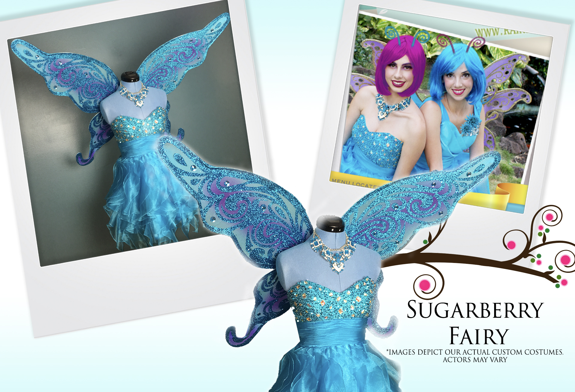 Sugarberry Fairy
