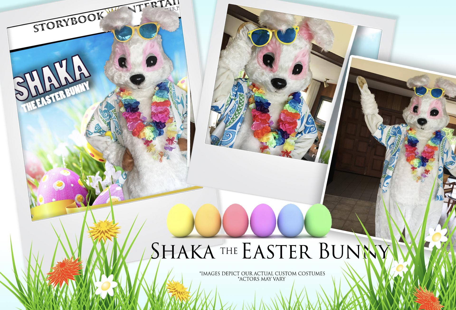 Shake the Easter Bunny