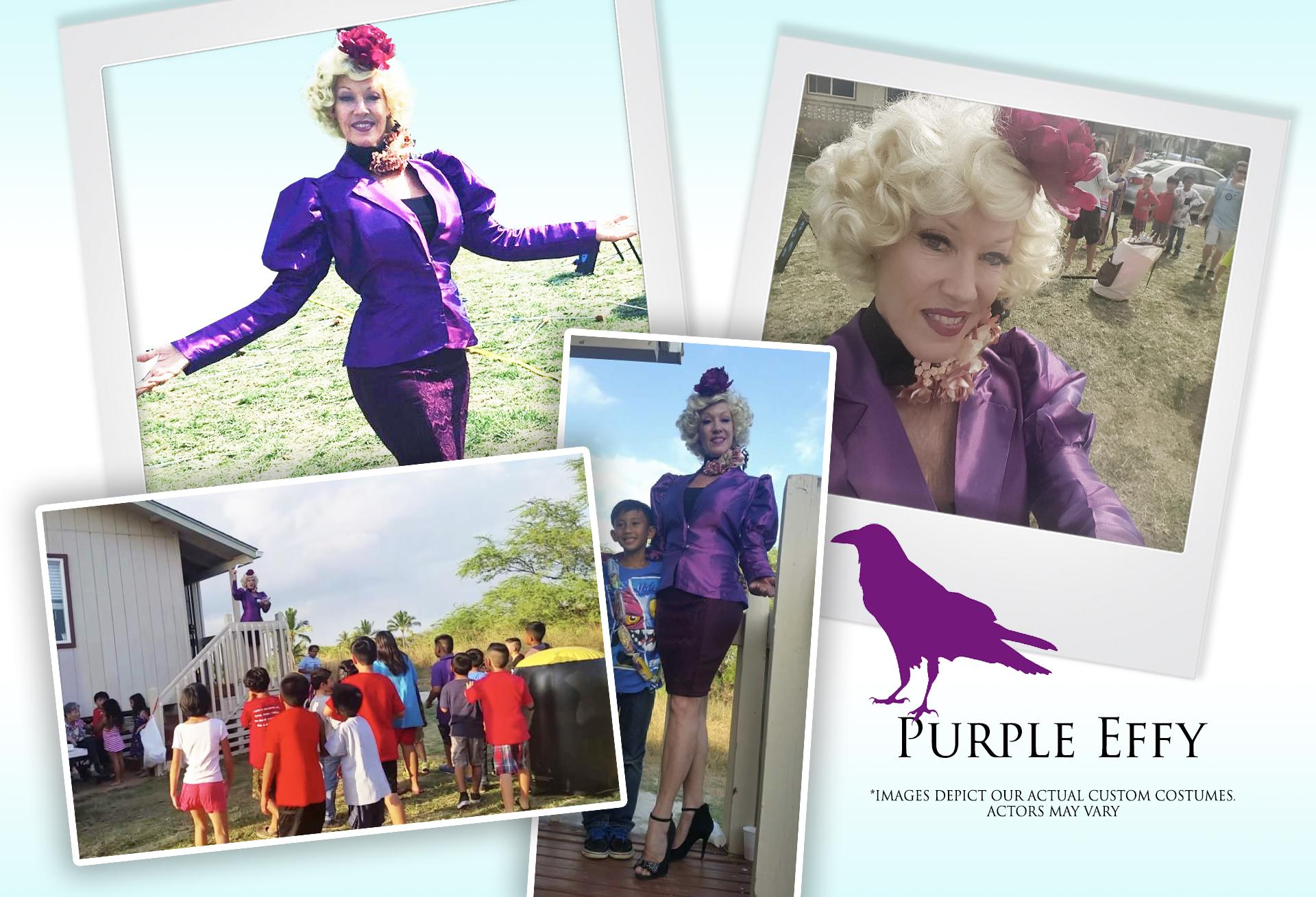Purple Effy