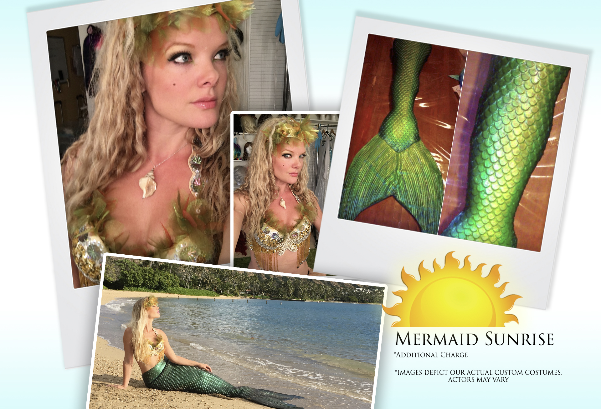 Mermaid Sunrise