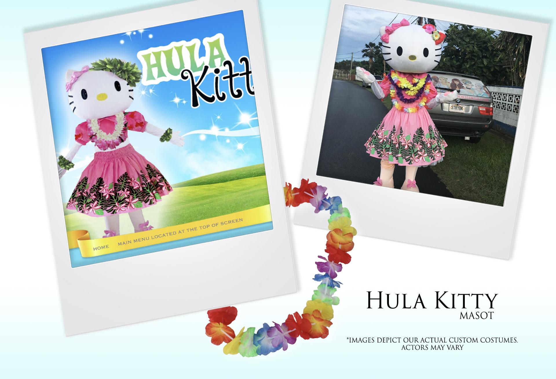 Hula Kitty