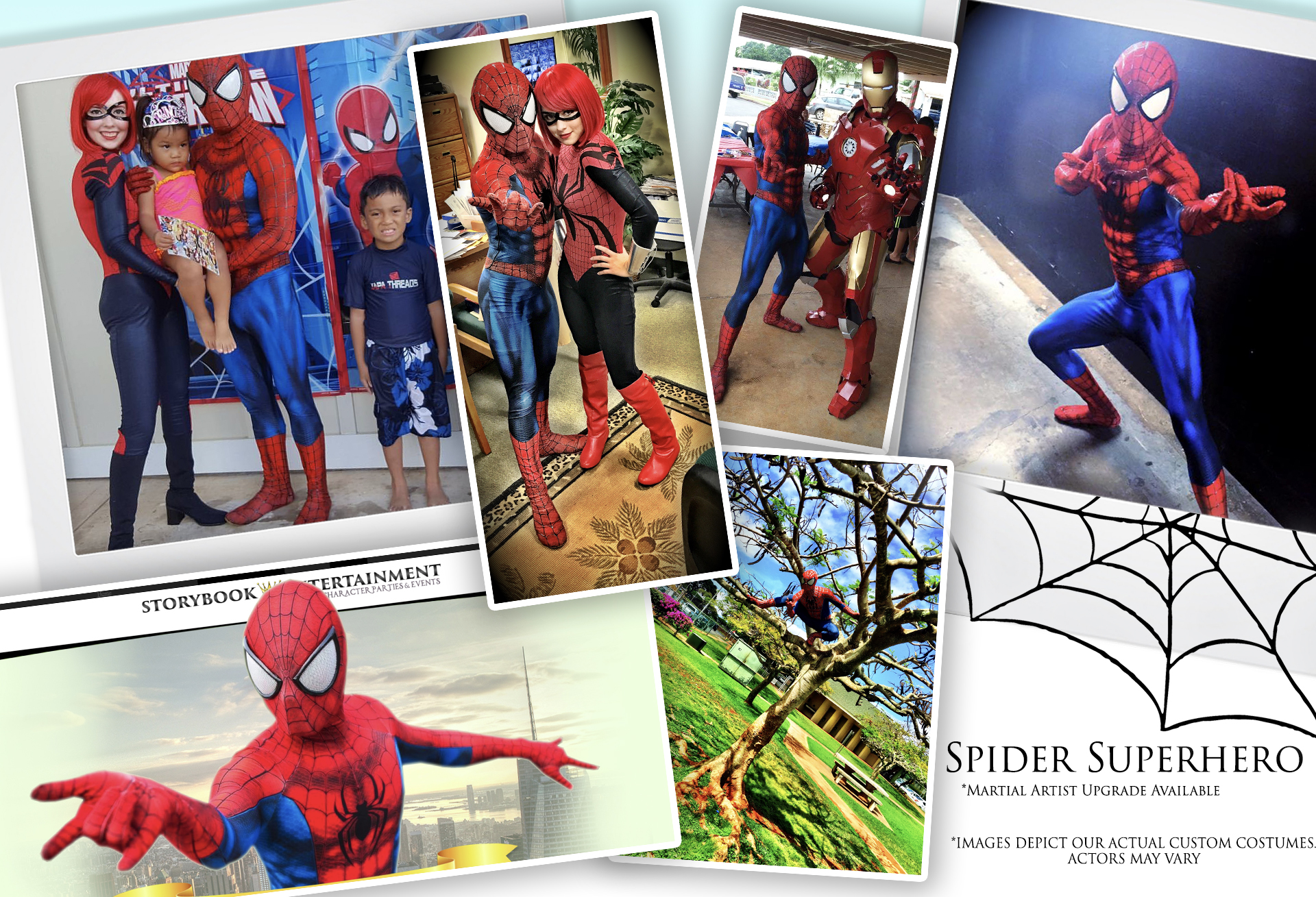 Spider Superhero