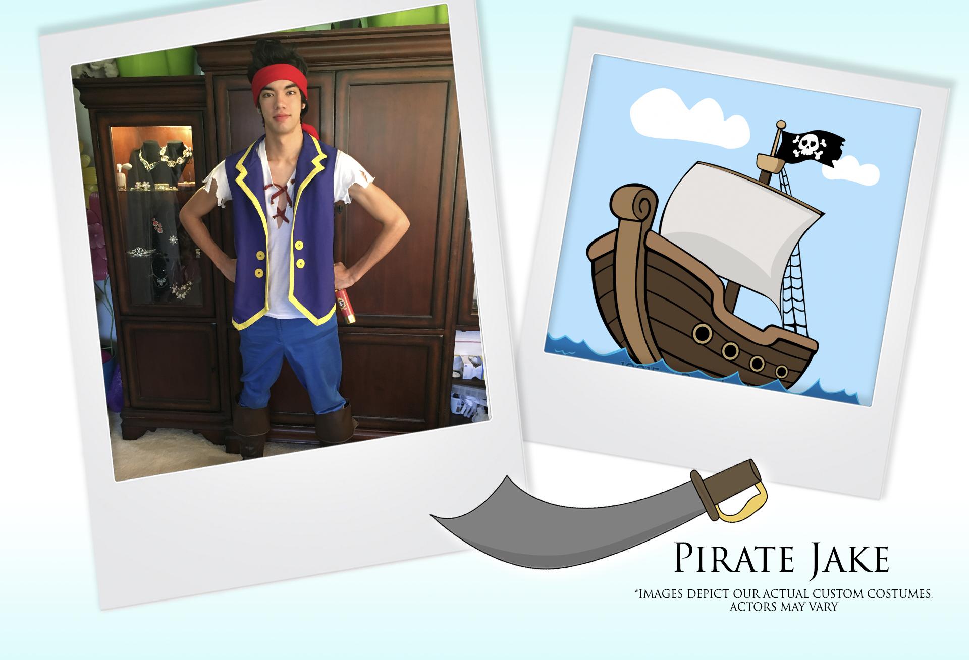 Pirate Boy Jake
