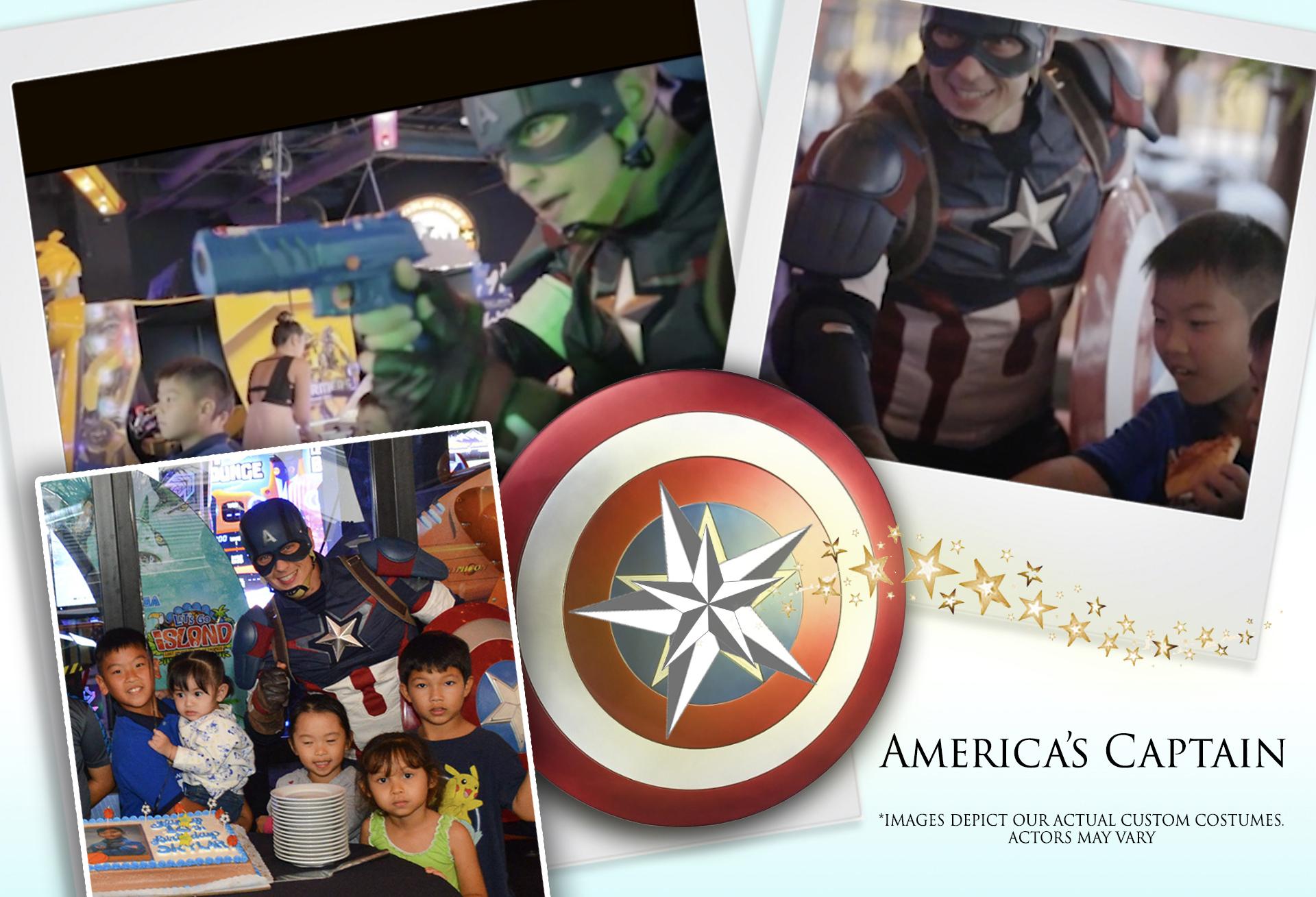 America's Captain