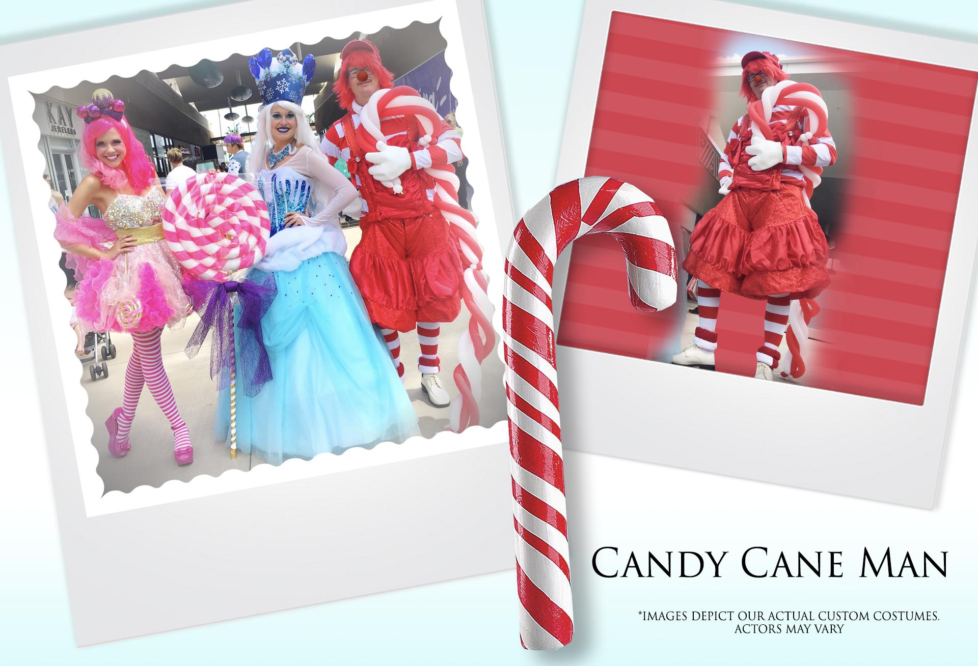 Candy Cane Man