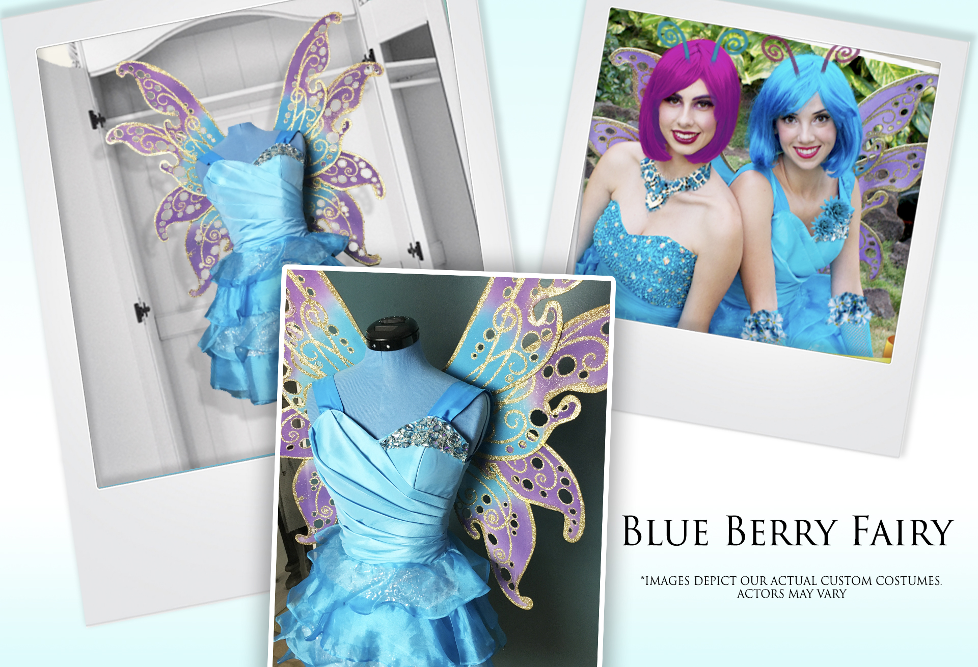 Blue Berry Fairy