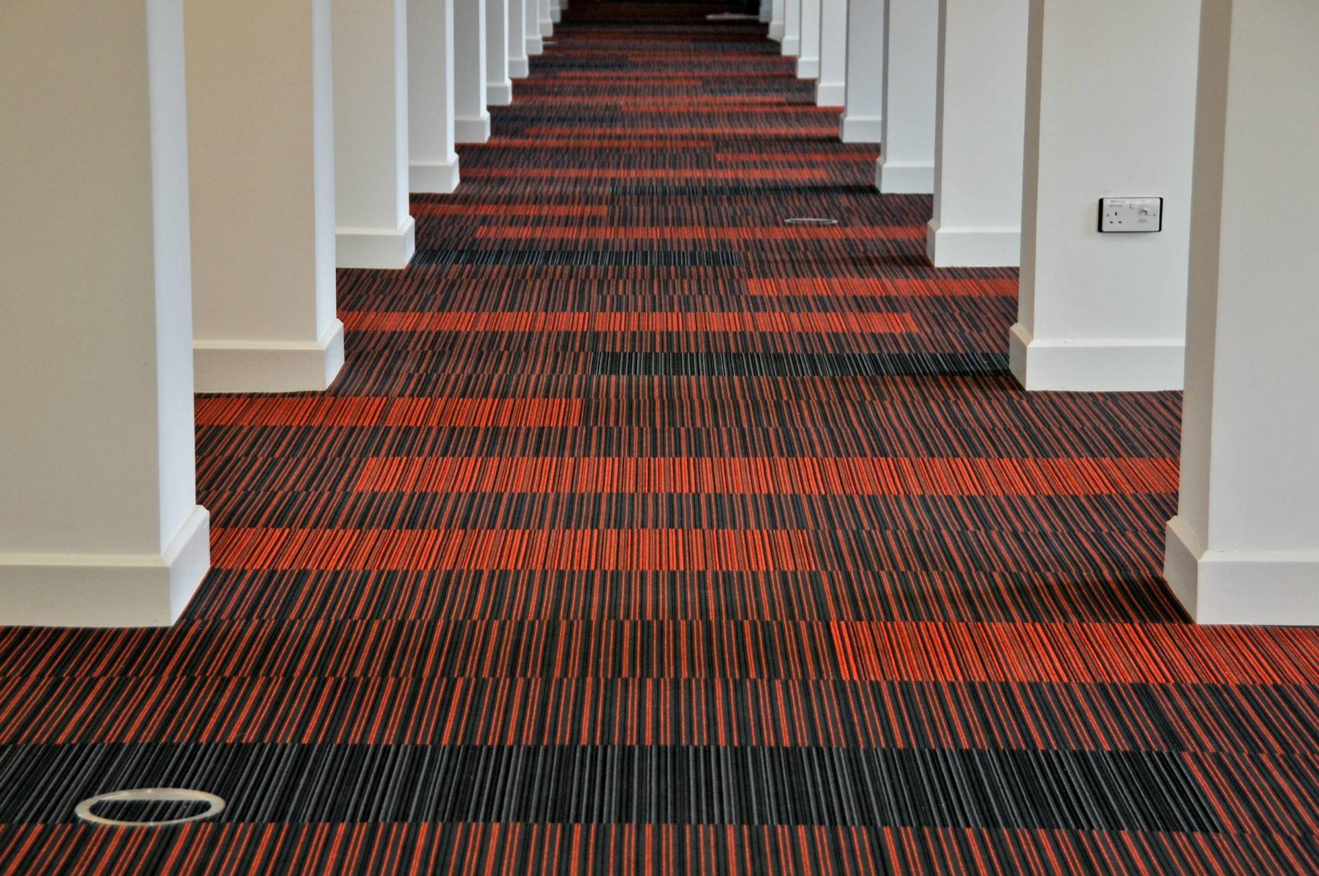 Strands Carpet Tiles