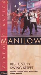 Barry Manilow - Big Fun On Swing Street