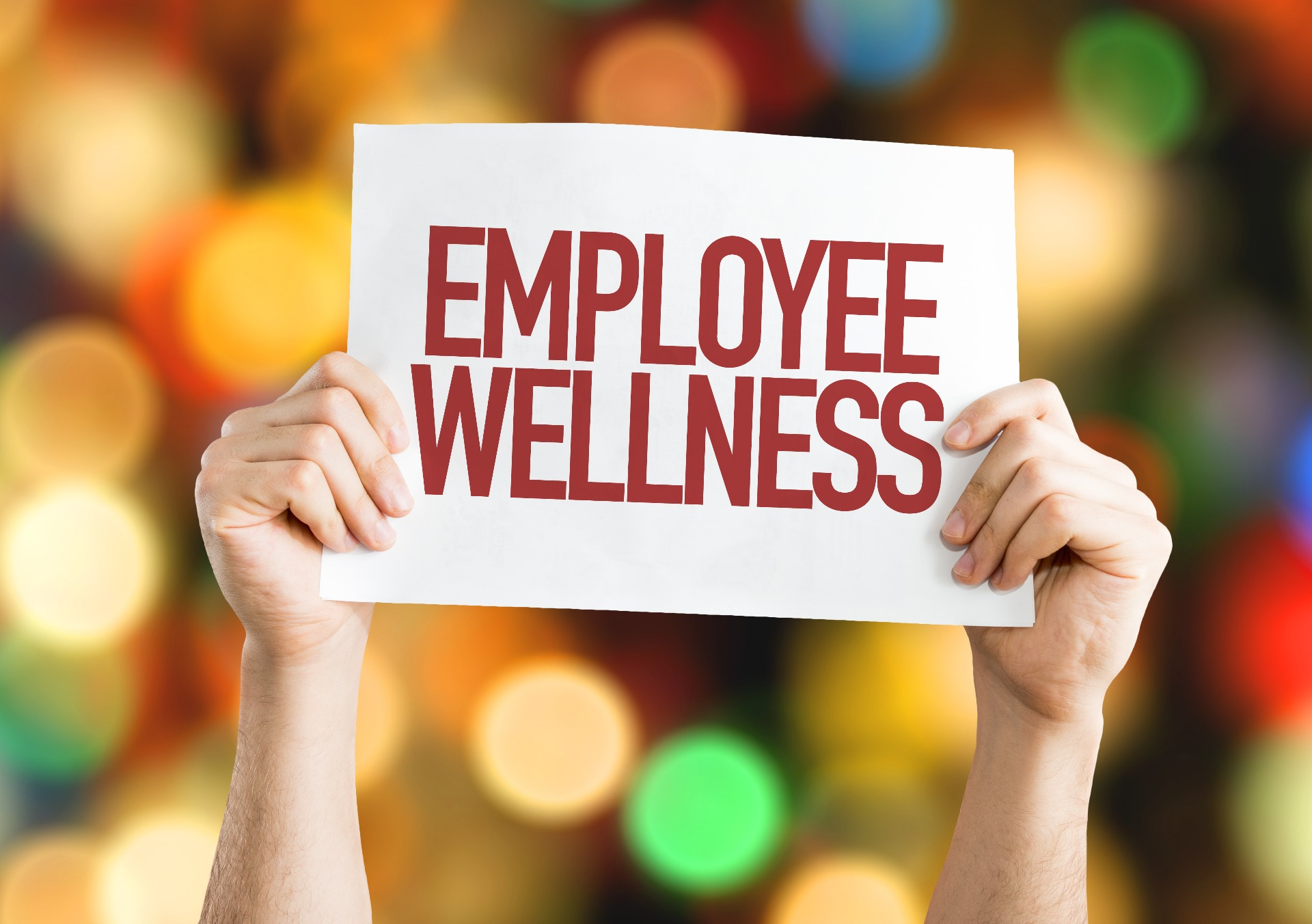 The Connection between Wellbeing and Workplace Performance