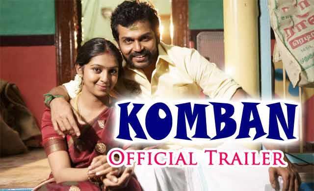 Komban Trailer