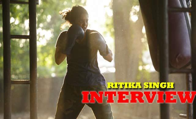 Ritika Singh Interview