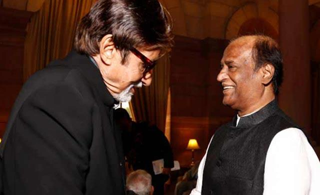 Amitabh refused Enthiran offer because of Superstar