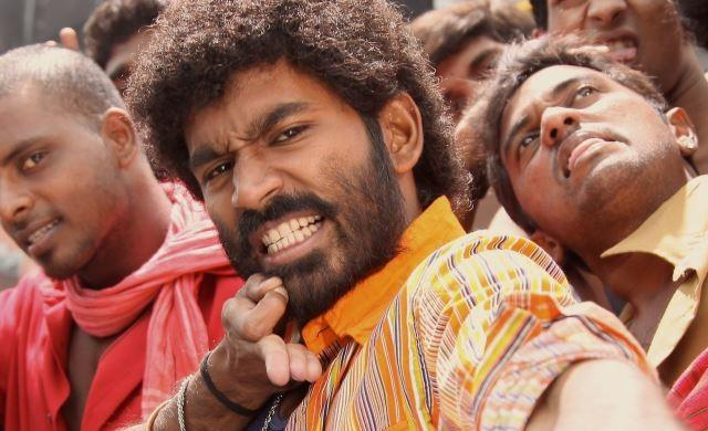 Controversial phrases in Anegan cut