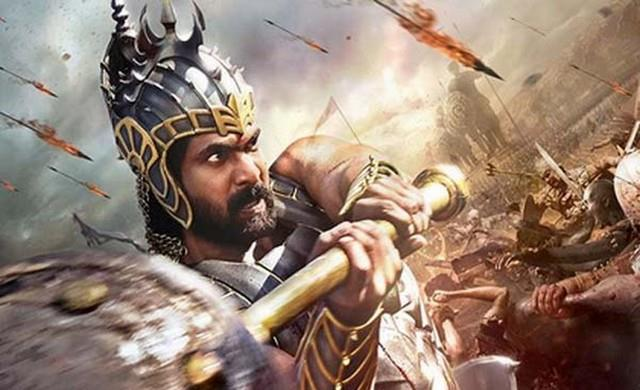 Baahubali new trailer