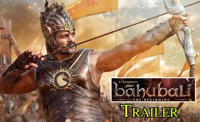 Baahubali Official Trailer