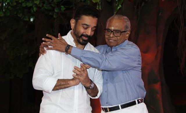 Kamal Haasan's condolence message