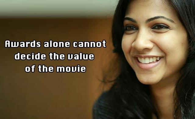 Award alone cannot decide the value of the movie