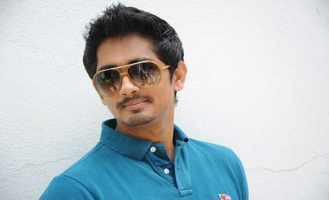 Interview with Siddharth