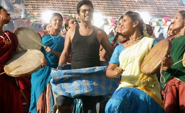 Vaalu new trailer