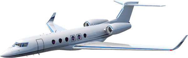 One Way Private Jets From Paris, France to St Denis, Reunion - Large Cabin Jet