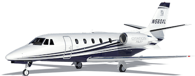 One Way Private Jets From Miami, Florida to Roseau, Dominica - Midsize Cabin Jet