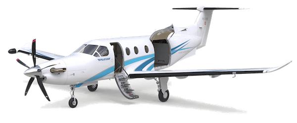 One Way Private Jets From Brooksville, Florida to Woodward, Oklahoma - Turboprop