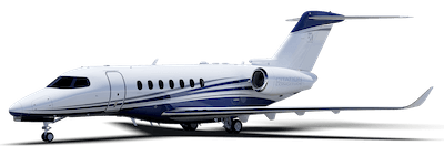 One Way Private Jets From Miami, Florida to Roseau, Dominica - Super-Midsize Cabin Jet