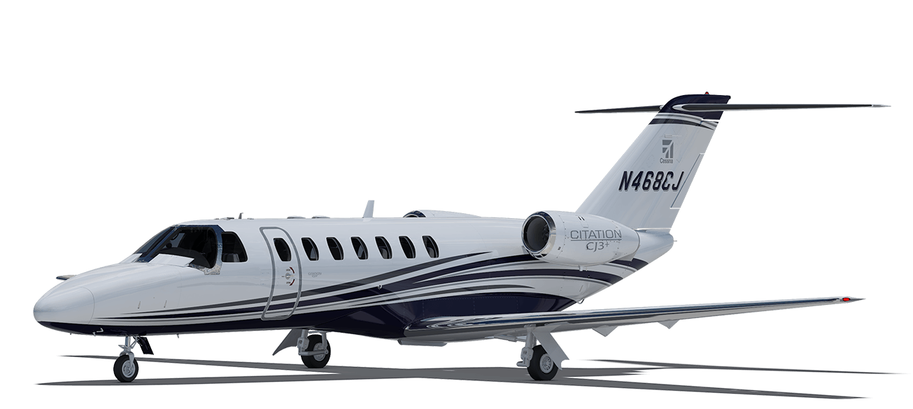 Citation jet for charter on SimpleCharters
