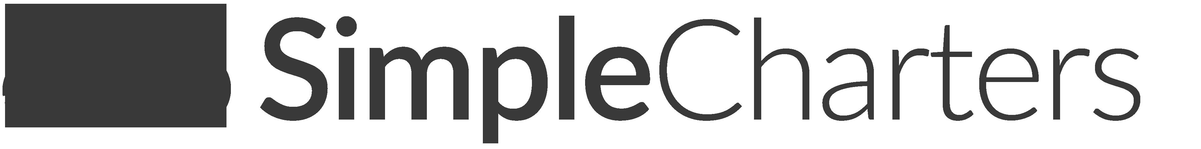 SimpleCharters Logo
