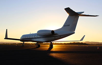 private jet gulfstream