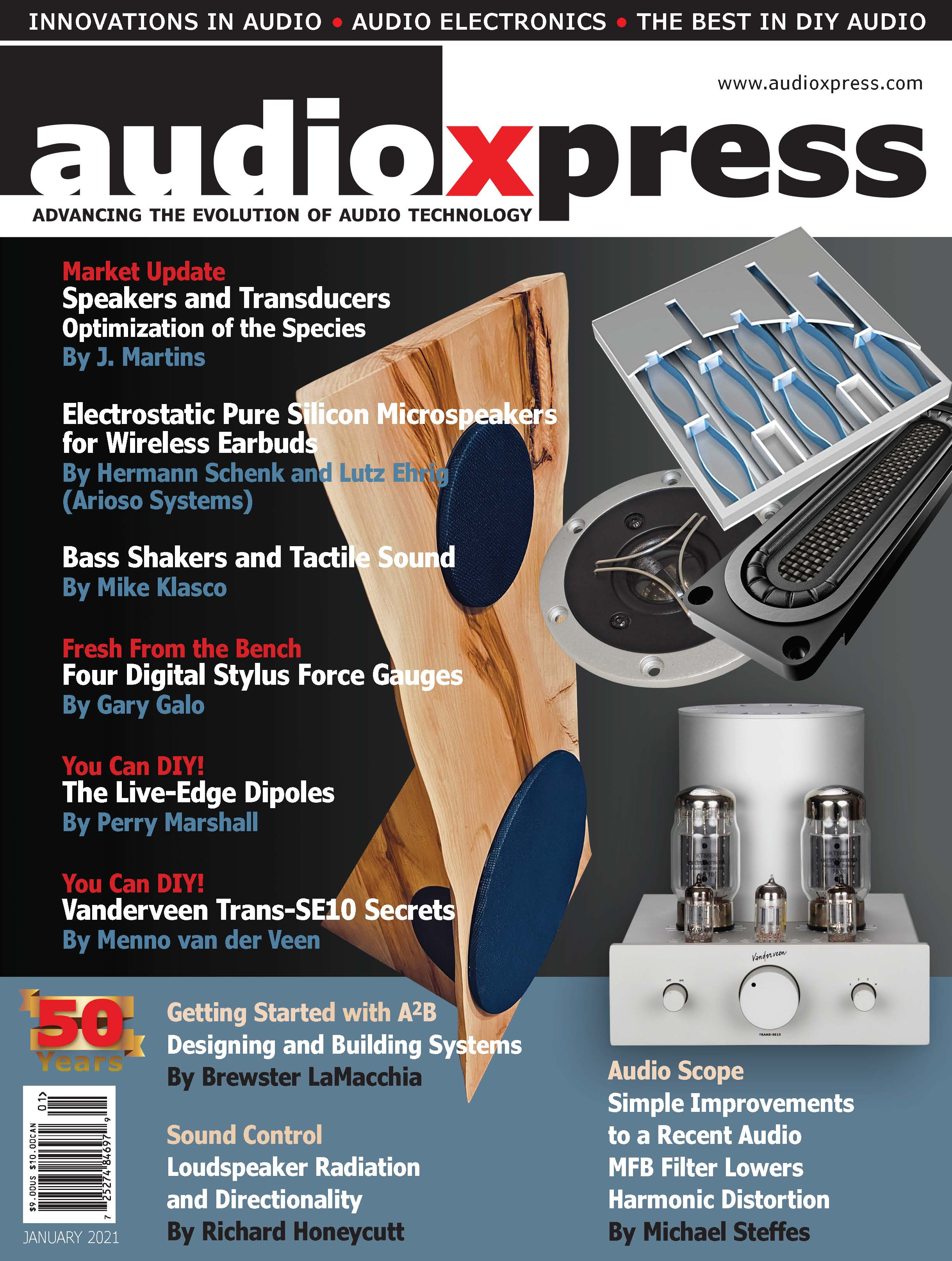 audioXpress