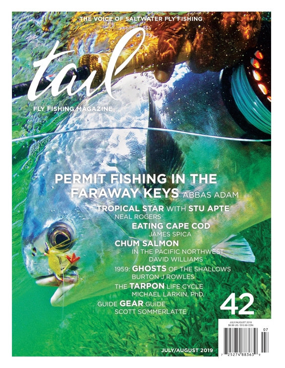 Subscribe to Tail Fly Fishing Magazine