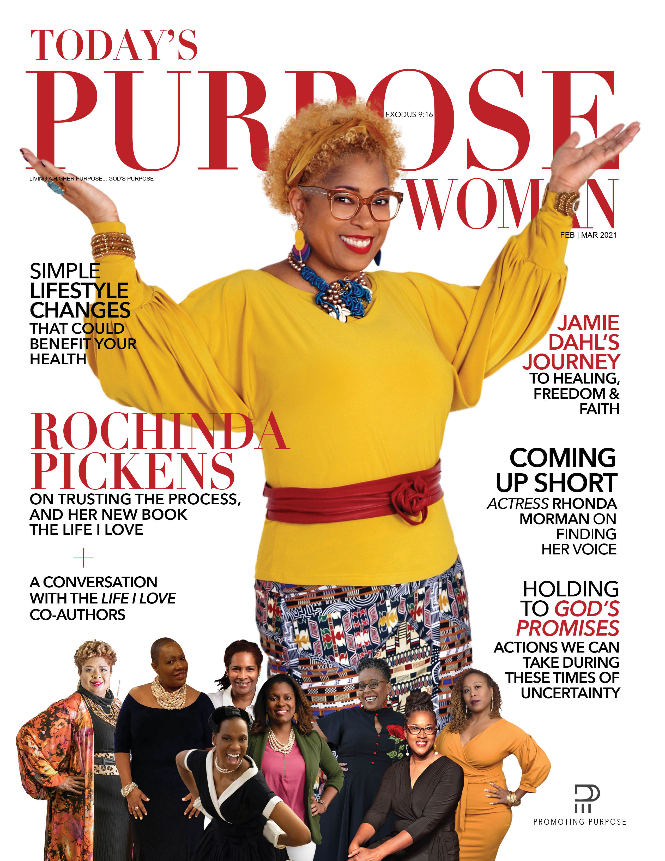 Today's Purpose Woman