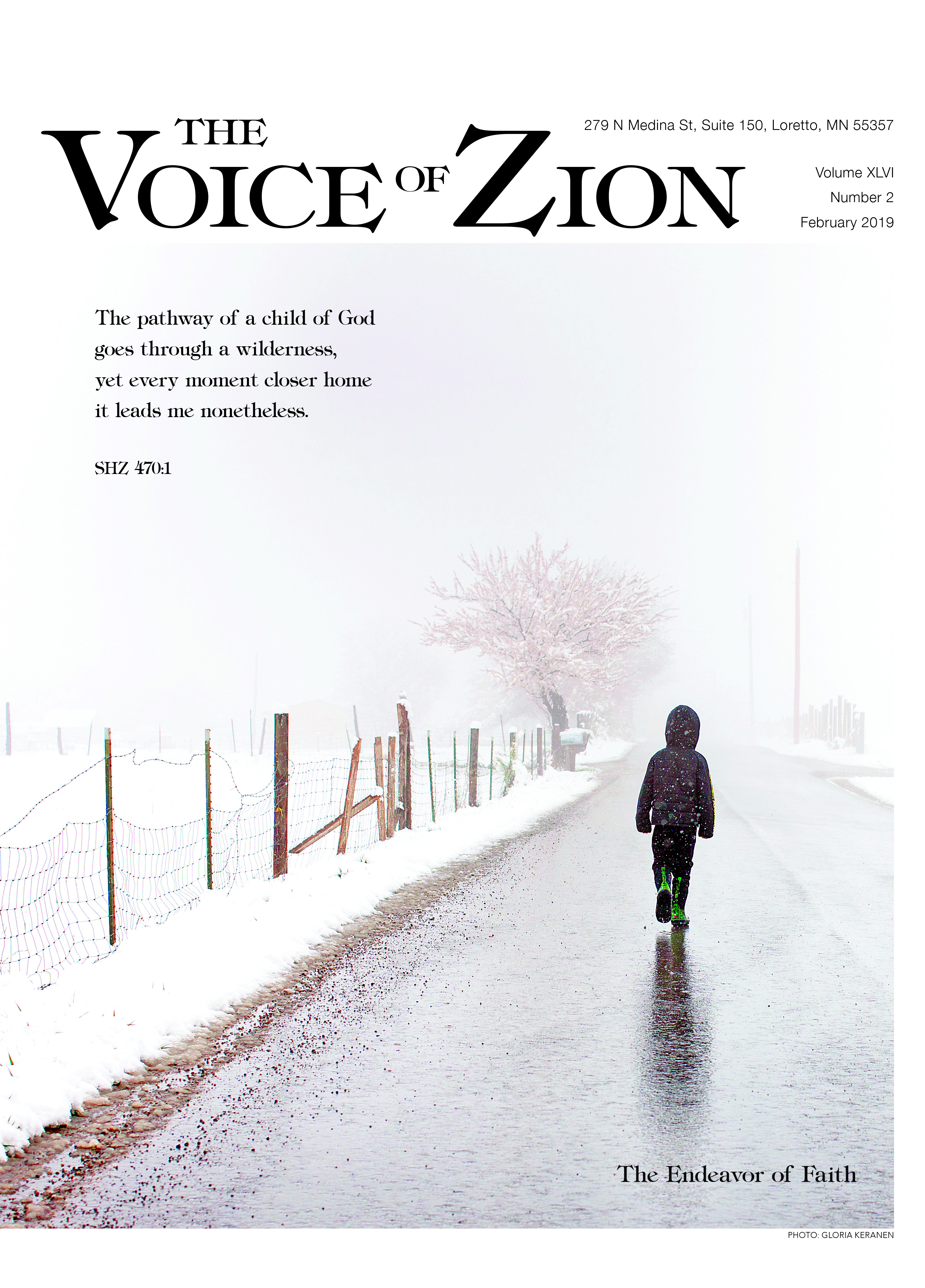 Voice of Zion