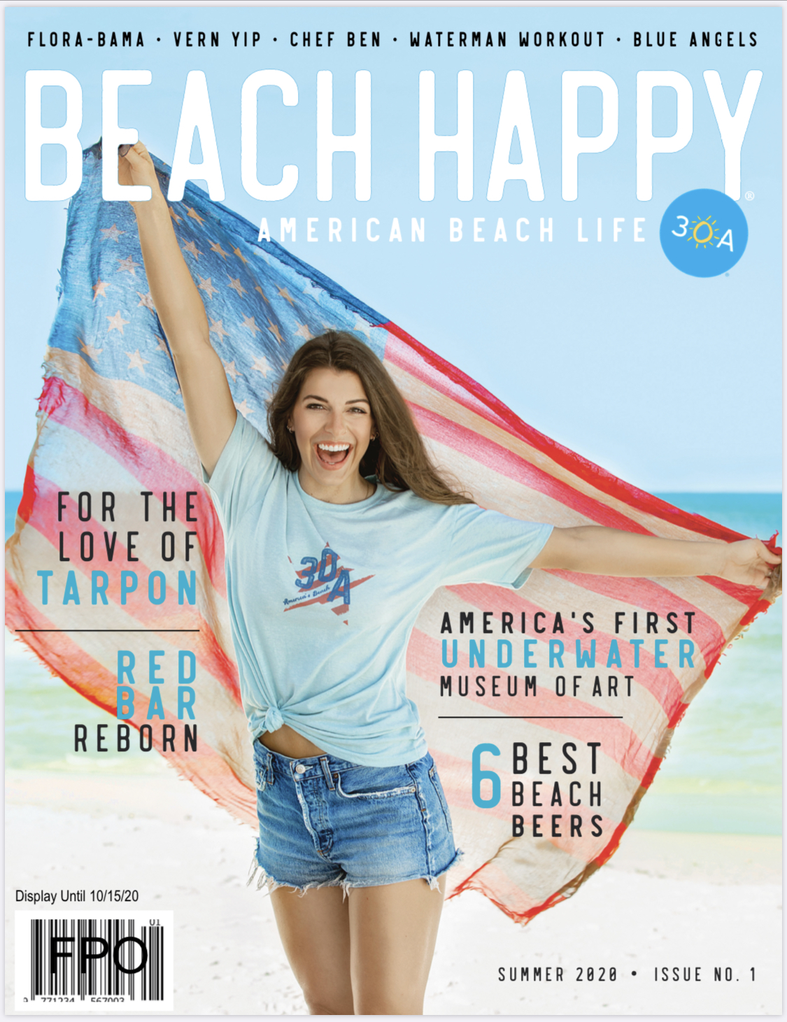Beach Happy Magazine