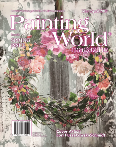 Painting World Magazine Print