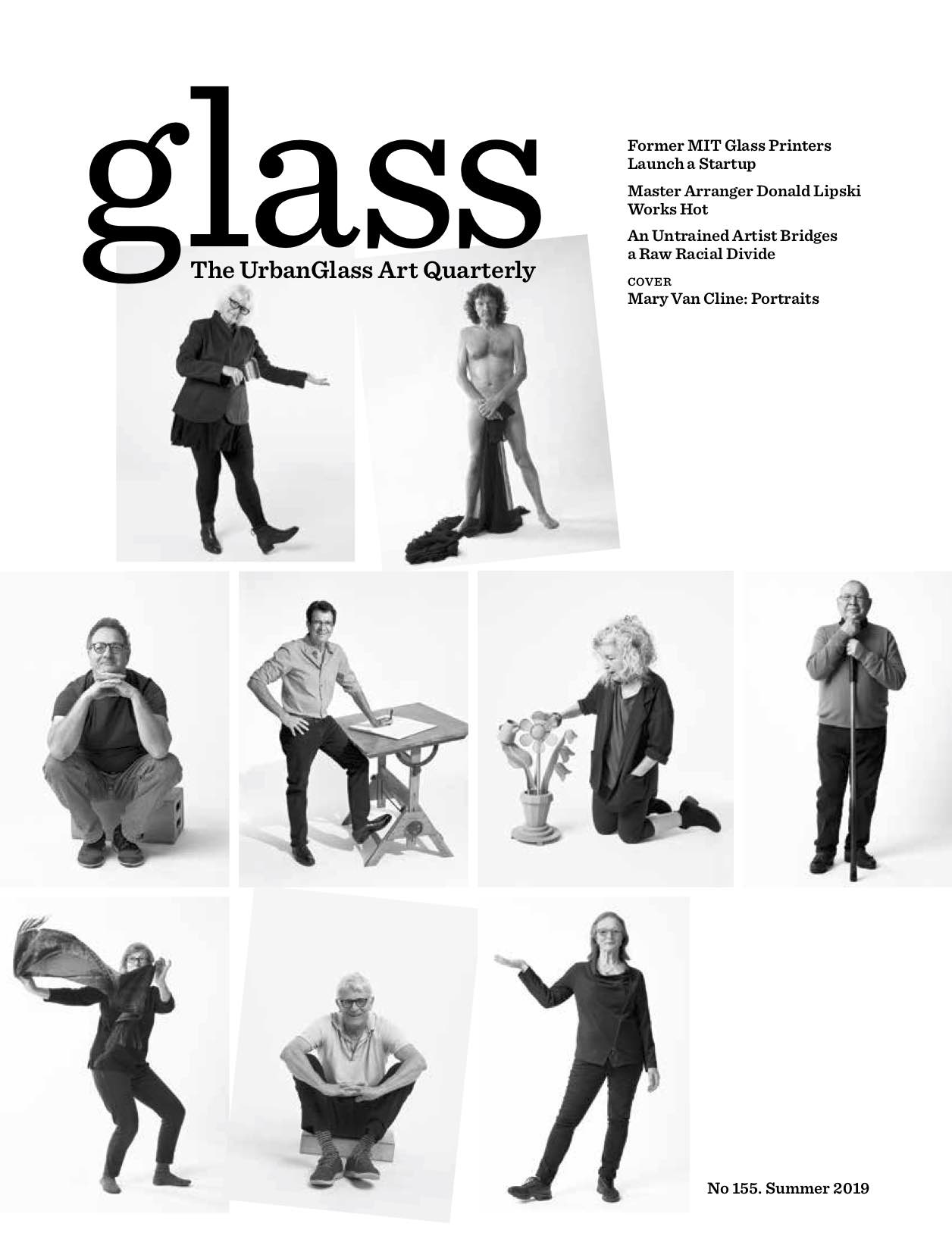 Glass: The UrbanGlass Art Quarterly