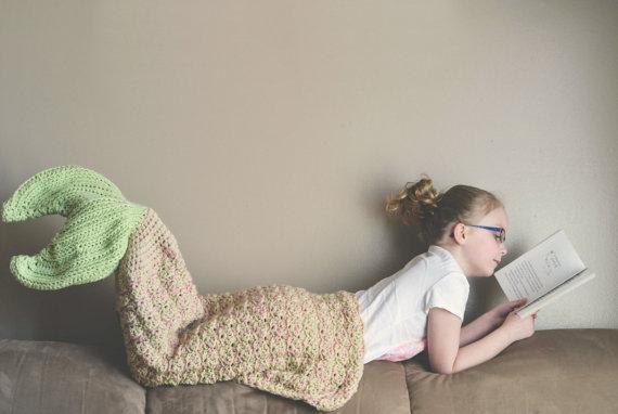 Mermaid Tail Crochet Pattern