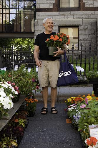 florist photo