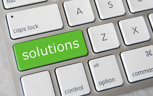 solution photo