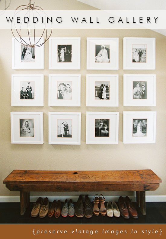 25 Unique Ways To Display Photos Around The House Simplemost