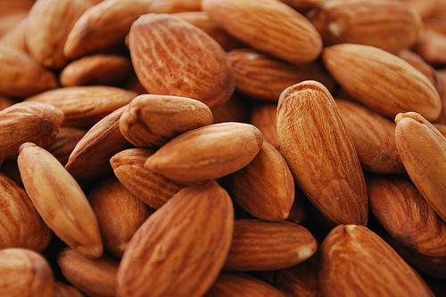 almonds photo